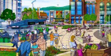 В Северной Калифорнии строится первый в США «зеленый» городок