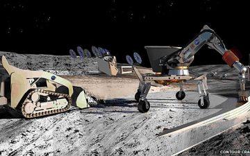 НАСА представило новую технологию строительства домов на Марсе всего за 24 часа