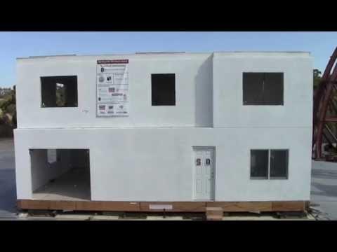 Инженеры из Стэнфордского университета успешно протестировали сейсмостойкий дом