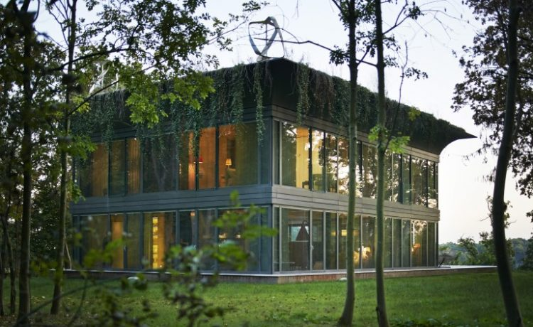 Новые сборные дома элит класса: не просто комфортные, но и энергосберегающие