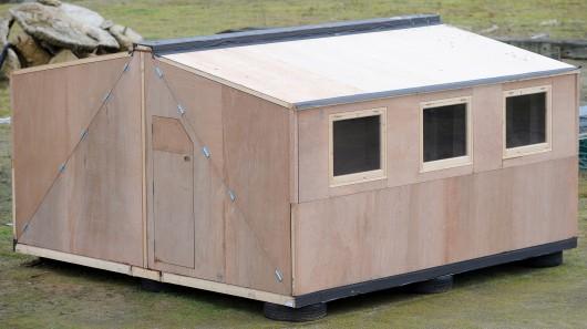 Британские архитекторы разработали проект дома, который выдерживает ураганы