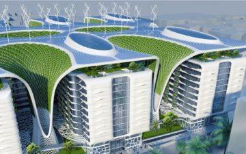 В Каире будет построен ультра-зеленый комплекс с множеством современных энергетических технологий