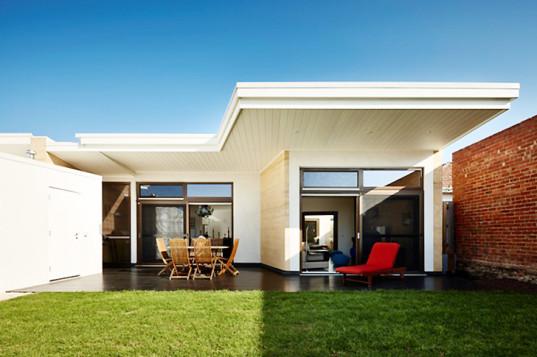 Великолепный энергоэффективный дом из конопли построен в Австралии