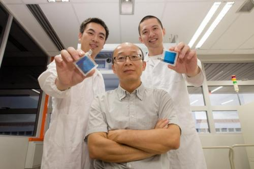 Ученые изобрели смарт-окно, которое может менять цвет без внешних источников питания