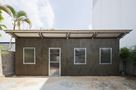 Последний прототип дома в проекте S House может быть собран всего за 3 часа