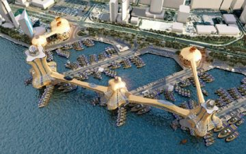 Новый амбициозный проект в Дубае - Aladdin City