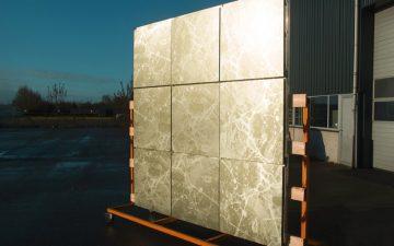 Компания Alumet представляет новые анодированные композитные панели Panelox для фасадов
