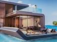 На искусственных островах в Дубаи будут построены плавающие виллы-курорты