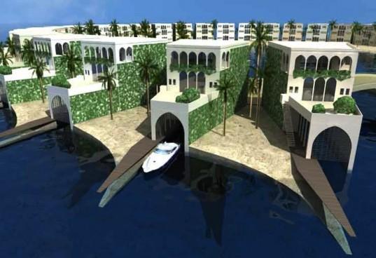 Голландская компания предложила свой план для строительства искусственных островов в Дубае