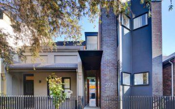 Новый потрясающий дом Spiegel Haus построен в Сиднее