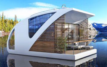 Удивительный плавучий отель-яхта для лучшего отдыха на воде
