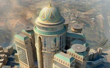 В Мекке будет построен самый большой отель