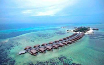 На Мальдивах открылся потрясающий курорт, работающий только на энергии солнца