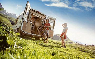 Грандиозные путешествия в новом кемпер-ване от Malibu