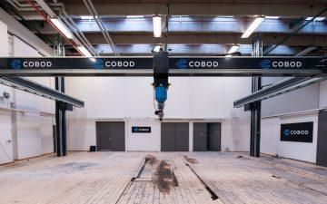 Саудовская Аравия купила самый большой в мире 3D-принтер для строительства