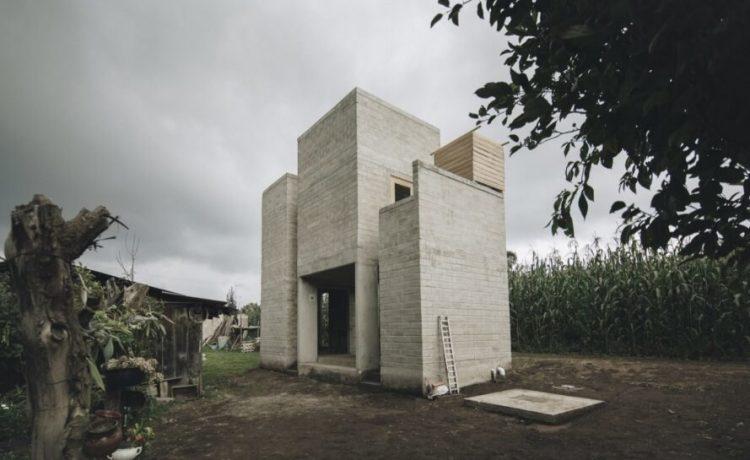 Новый сейсмостойкий дом в Мексике способен выдержать землетрясение