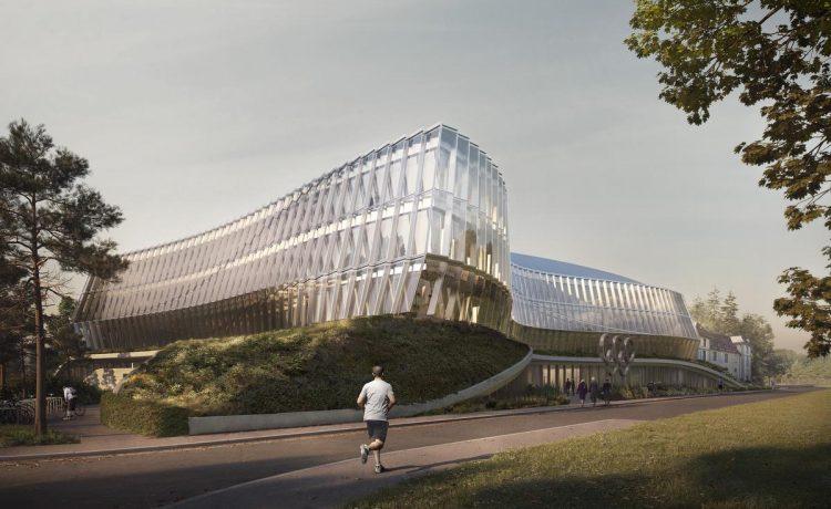 Новый Олимпийский Дом для Международного Олимпийского Комитета в Швейцарии