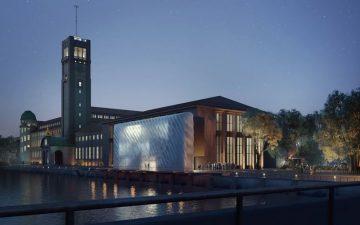 Немецкий музей в Мюнхене будет облицован новым 3D-печатным фасадом