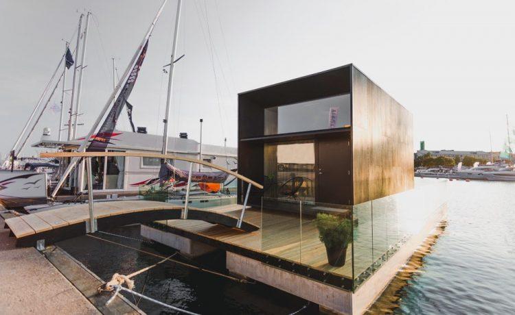 Koda Light Float: крошечный дом, настолько легкий, что может плавать по воде