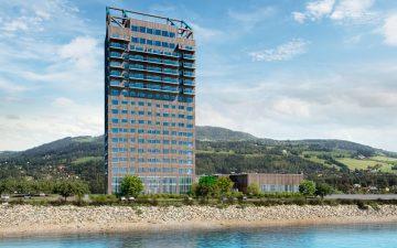 Самое высокое в мире деревянное здание, официально представлено CTBUH