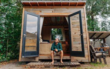 Этот крошечный дом построен всего за 1500 долларов