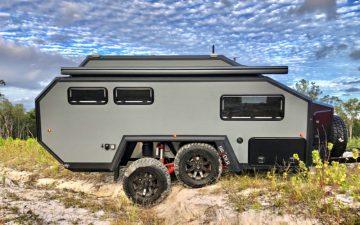 Новый сверхмощный экспедиционный кемпер для любителей путешествий