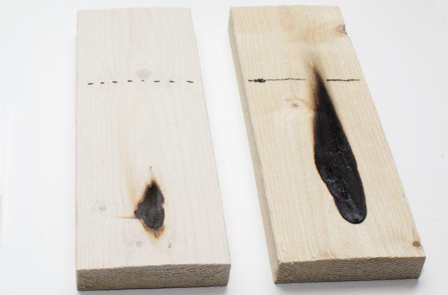 Инновационное огнезащитное покрытие для дерева изготовлено из...  дерева