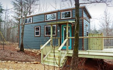 Секрет «датского счастья»: компактный мини-дом в стиле хюгге