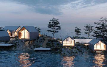 Новый эко-курорт появится вблизи Нью-Йорка