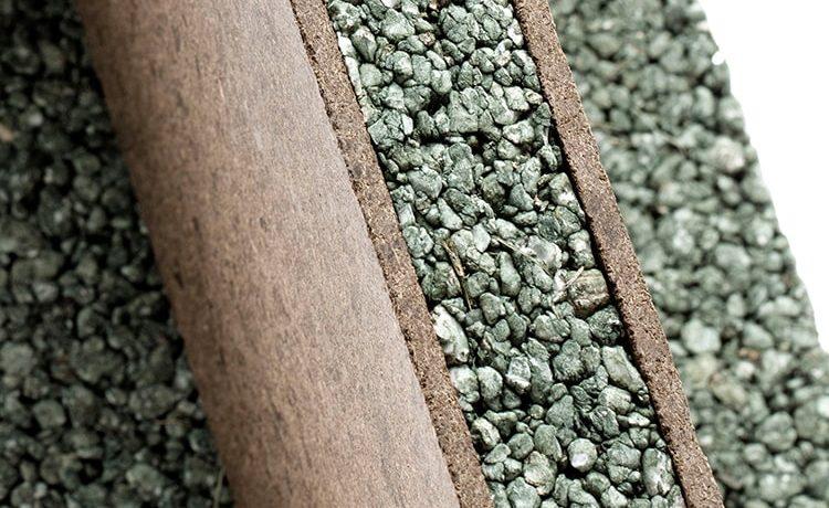 Экологичная альтернатива полистиролу из подсолнуха