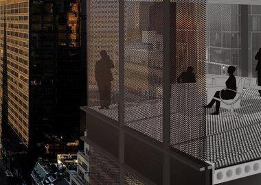 Термобиметаллические жалюзи могут самостоятельно регулировать температуру в зданиях