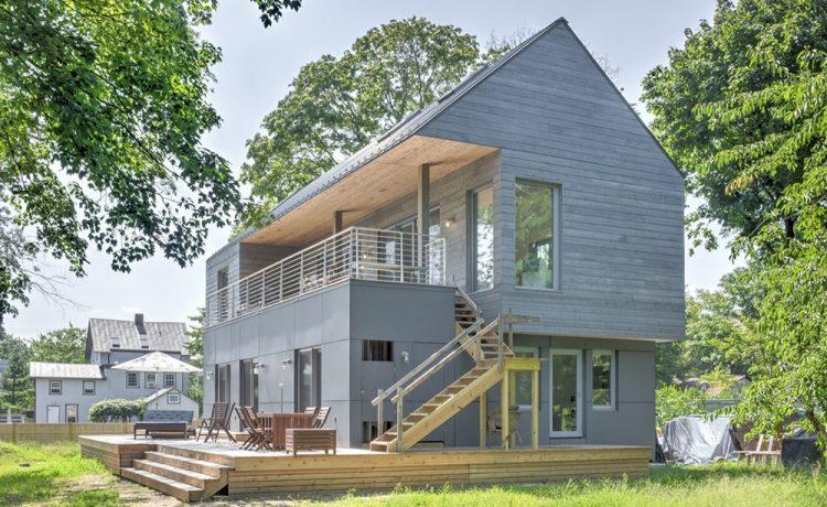 Пассивный дом своей мечты от Уэйна Туретта