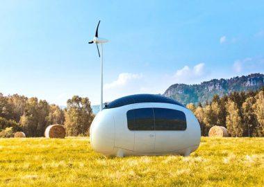 Самодостаточные микро-дома Ecocapsule – теперь и в США