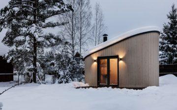 Новый жилой модуль Flexse от молодых архитекторов из Санкт-Петербурга