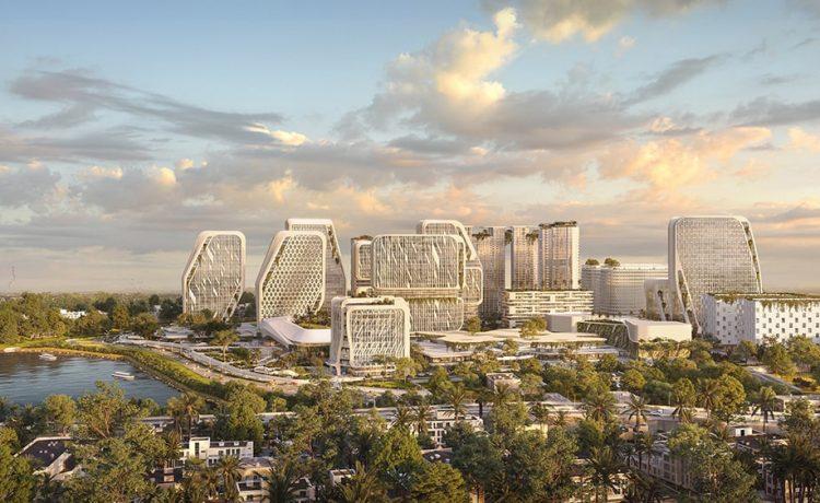 UNStudio представляет проект «умного города» в Бангалоре