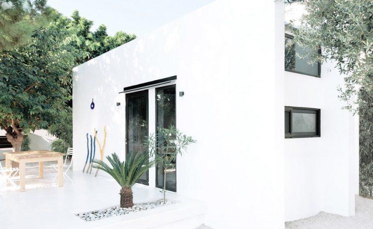 Этот элегантный сборный мини-дом можно построить всего за 7 дней