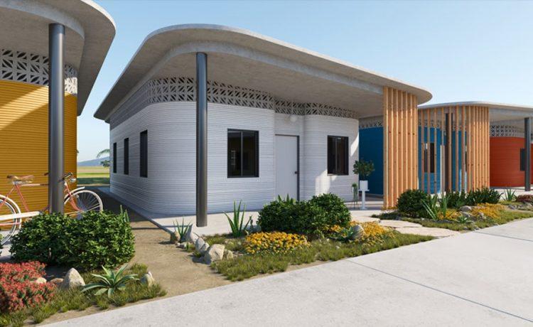 В Латинской Америке будет построен первый в мире 3D-печатный жилой поселок