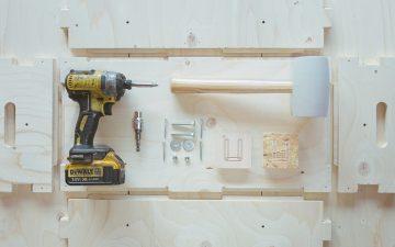 Инновационная модульная система U-Build для самостоятельной сборки дома