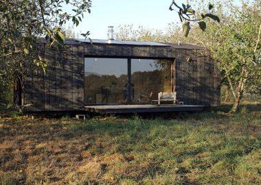 Самодостаточные мини-дома H-Eva для любителей отдыха на природе
