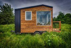 Acorn – самый маленький дом, даже по стандартам мини-домов