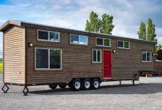 Дом на колесах «Канадский гусь» – для тех, кто любит габариты