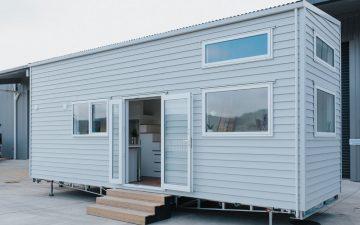 Dance Tiny House: мини-дом для семейных пар с детьми