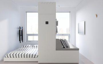 ИКЕА представила роботизированную мебель-трансформер для небольших квартир