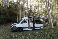 Новый автофургон Jabiru готов к долгим путешествиям в самые отдаленные места