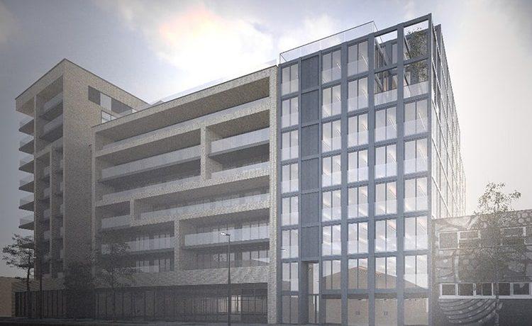 Самое высокое офисное здание из контейнеров будет построено в Лондоне