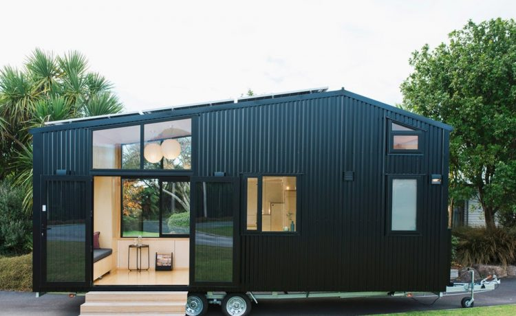 Этот автономный дом подходит как для постоянного проживания, так и для путешествий
