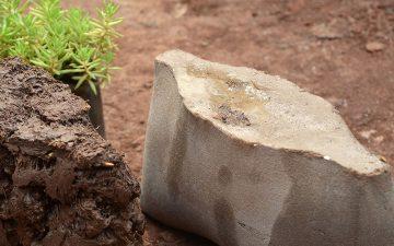 Биоразлагаемый кирпич из угля и растительного волокна от индийских исследователей