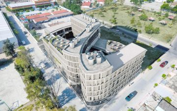 Нью-Йоркская фирма предлагает доступное жилье для мексиканского города Леон