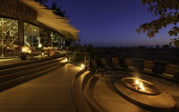 Лагерь Jao Camp на солнечной энергии предлагает люксовый эко-отдых в Ботсване