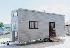 La Sombra – новый автономный крошечный дом для семьи из четырех человек